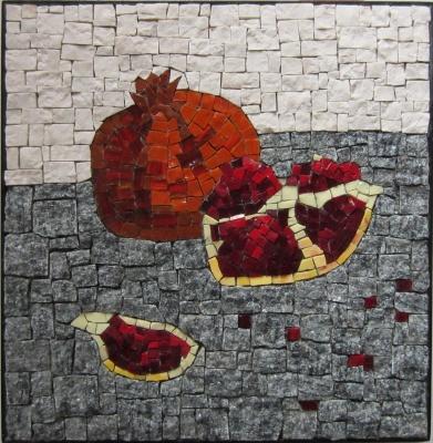 <i>Granatapfel</i>, 2012.