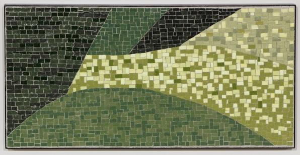 <i>Endlich grün</i>, 2014.